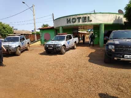 Hotéis usados como depósitos de contrabando são alvos de operação