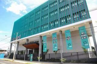 A Insted fica na Rua 26 de Agosto, 63, Centro. (Foto : Divulgação)