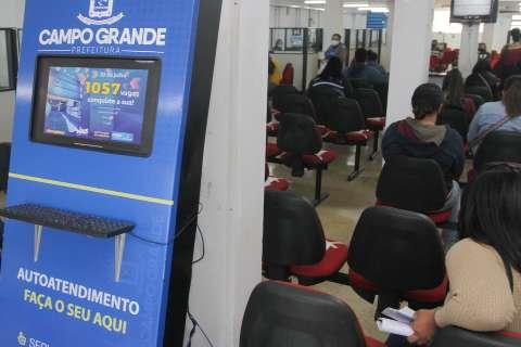 Agência pública encerra semana com 337 vagas para candidatos com deficiência