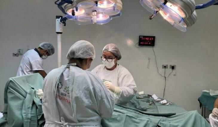 Governo destinará R$ 60 milhões para realizar cirurgias. (Foto: Arquivo/Edemir Rodrigues/Subcom-MS)