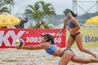 Brasil será representado por atletas de MS e RN. (Foto: Ana Patrícia/CBV)