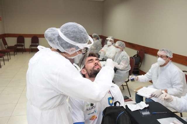 Covid-19: Brasil registra 24,6 mil casos e 648 mortes em 24h