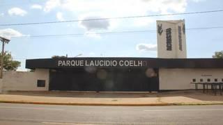 Sede do Parque Laucídio Coelho, em Campo Grande. (Foto: Arquivo)