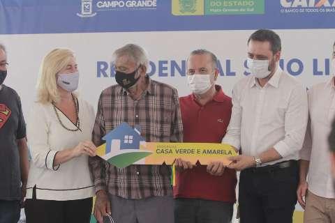 Ministro confirma mais 10 mil casas em MS com subsídio de até R$ 40 mil