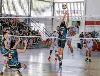 Ivinhema recebe jogos da fase leste da Liga MS de Vôlei no fim de semana