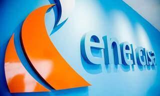 Logotipo da empresa que atua, por licitação, fornecendo energia elétrica para sul-mato-grossenses. (Foto: Divulgação/Energia)