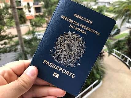 Portas do mundo se abrem! Mas onde está seu passaporte?