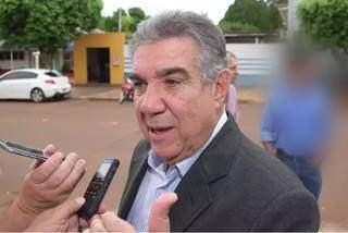 Ex prefeito de Maracaju, Maurílio Azambuja segue foragido. (Foto: Divulgação)