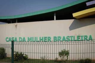 Casa da Mulher Brasileira, onde funciona a Deam. (Foto: Henrique Kawaminami)