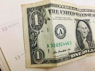 Em setembro, o dólar acumula valorização de 3,32%. (Foto: Paulo Francis)