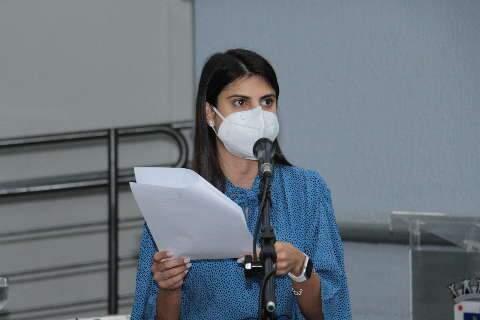 Vereadora apresenta projeto de lei que já existe há seis anos