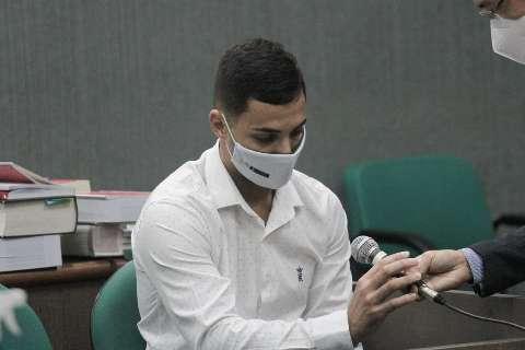 """""""Não sou um assassino, peço perdão"""", diz motoentregador durante julgamento"""