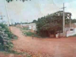 Paisagem do São Conrado na dédaca de 80. (Foto: Arquivo Pessoal)