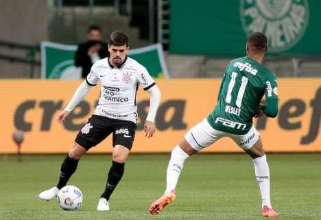 Corinthians e Palmeiras fazem principal duelo do sábado no Brasileirão