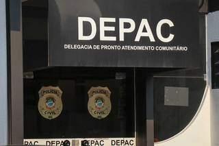Caso foi registrado na Delegacia de Pronto Atendimento Comunitário do Centro (Foto: arquivo/Campo Grande News)