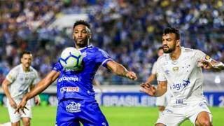 CSA e Cruzeiro duelam pelo retorno da Série B do Brasileirão nesta tarde de domingo (Foto: Divulgação/Reprodução Twitter)