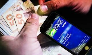 Caixa libera pagamento hoje para novo grupo. (Foto: Marcello Casal Jr/Agência Brasil)