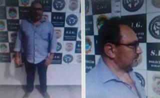 Edmilson Alves Fernandes foi preso e hoje, está na carceragem da Derf, em Campo Grande. (Foto: Direto das ruas)