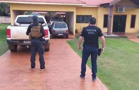 """Justiça decreta prisão preventiva de quatro alvos da Operação """"Dark Money"""""""
