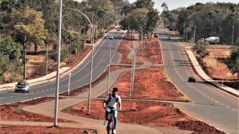 Das Moreninhas a Guaicurus, projeto prevê mais 6 km de ciclovia