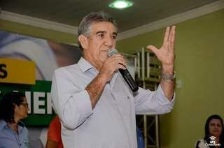 Ex-prefeito de Maracaju, Maurílio Azambuja, está preso desde sexta-feira (24). (Foto: MS Conectado)