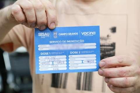 Debatido em Campo Grande, passaporte da vacina já é realidade em 14 capitais