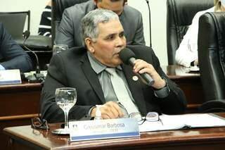 Creusimar Barbosa, do DEM, renunciou do cargo de relator em ação contra colega (Foto: Divulgação)