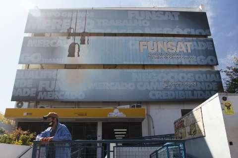 Funsat oferece hoje vagas para veterinário, engenheiro civil e garçom
