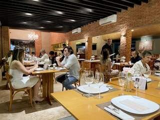 Cantina Masseria leva o requinte do sabor das massas (Carolina Câmara)