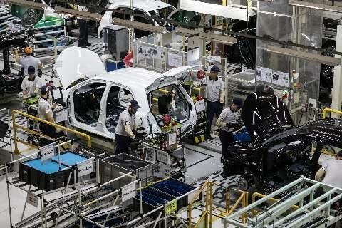 Toyota anuncia início do terceiro turno em sua fábrica de Sorocaba