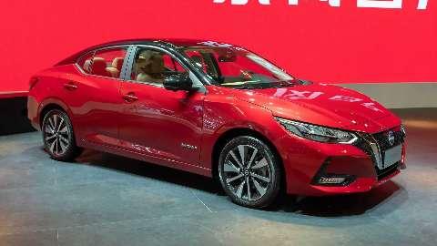 Nissan Sentra híbrido é revelado na China