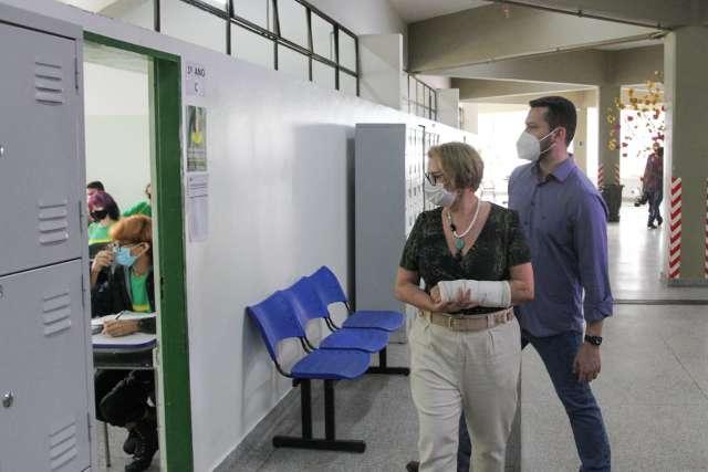 Grupo de 900 voluntários irá vistoriar retorno das aulas presenciais em MS