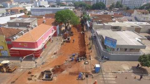 Prefeitura interdita Barão do Rio Branco para obras do Reviva