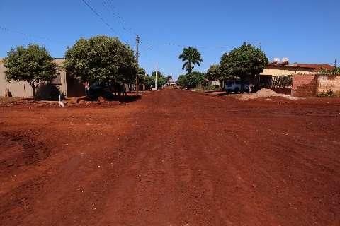 Dourados recebe R$ 1,1 milhão para obras de drenagem e pavimentação