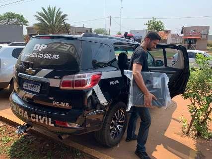 Cinco dias após operação, ex-servidor acusado de desvio continua foragido