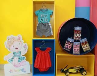Todos os produtos da loja estão inclusos na super promoção. (Foto: Kísie Ainoã)