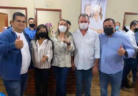 Crítico de prefeito cassado topa ser vice de candidata
