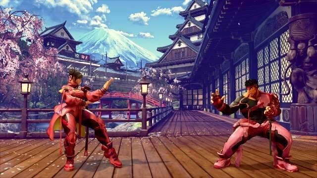 Em apoio à pesquisa do câncer de mama, Street Fighter V terá novos trajes