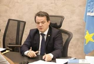 Chefe do MPMS frisa que categoria não é contra mudança, mas pede debate. (Foto: Waléria Leite/MPMS)