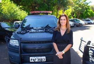 Segurança é um dos setores com investimentos assegurados pela senadora a Mato Grosso do Sul. (Foto: Divulgação)