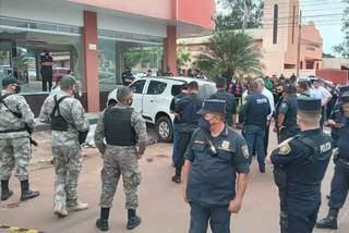 Polícia investiga se PCC está por trás de atentado que matou 4 no Paraguai  - Interior - Campo Grande News