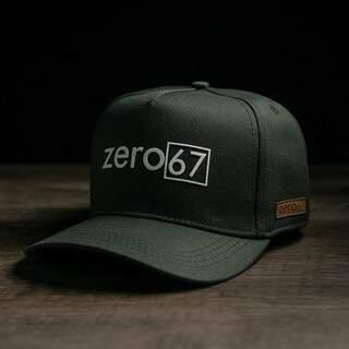Zero67, marcas de bonés e carteiras de Mato Grosso do Sul. (Foto: Reprodução Facebook)