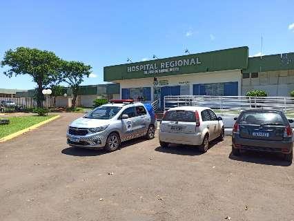 Por segurança, sobrevivente de atentado é transferida de hospital em Ponta Porã