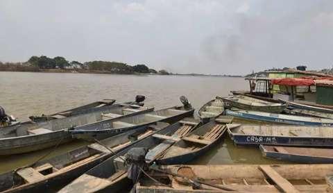 Rio Paraguai registra 3º pior nível da história, em 110 anos de medição