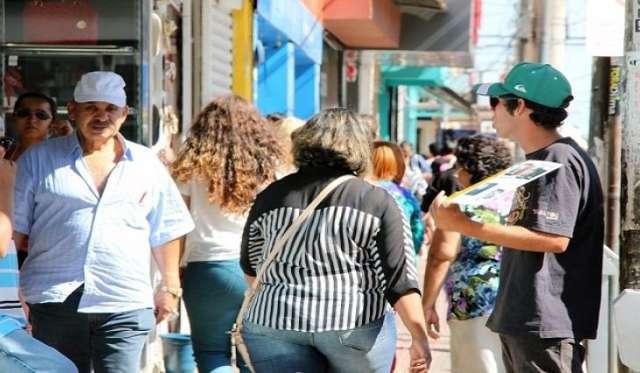 Em MS, sete em cada dez pessoas estão com excesso de peso