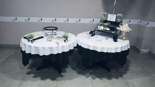 Você pode fazer combinação de cardápio e bebidas para seu evento. (Foto: Divulgação)