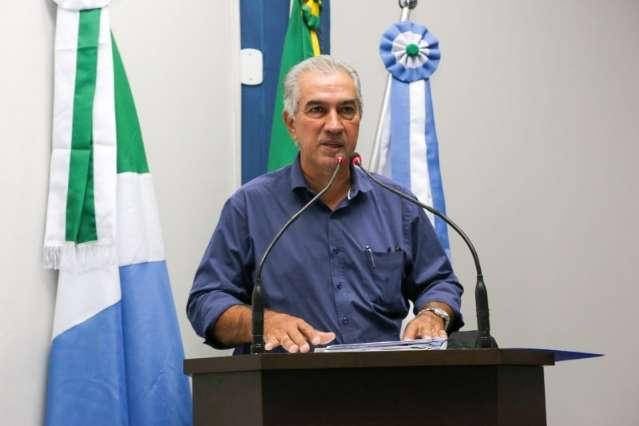 Em Maracaju, Reinaldo anuncia pacote de obras de quase R$ 60 milhões