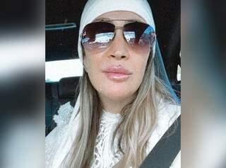 """Juliana Sambugaro, a """"Mãe Ju"""", uma das três indiciadas por desvio milionário (Foto: Arquivo)"""