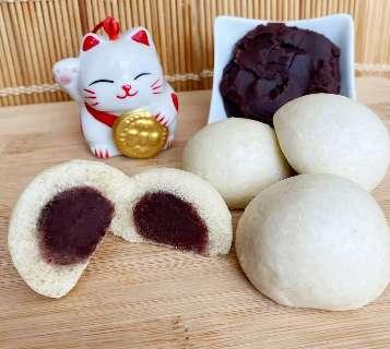 Márcia fez até quem torcia o nariz se apaixonar por doce de feijão japonês