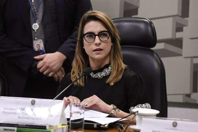 Soraya Thronicke convoca vereadores para falar do União Brasil